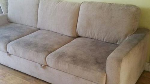 6 tips para limpiar tu sofá