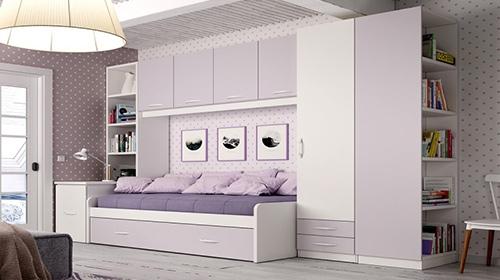 Cómo elegir el mejor dormitorio juvenil
